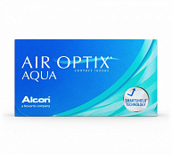 Air Optix aqua МКЛ N3